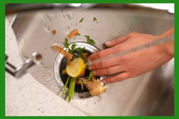 garbage disposal repair plano